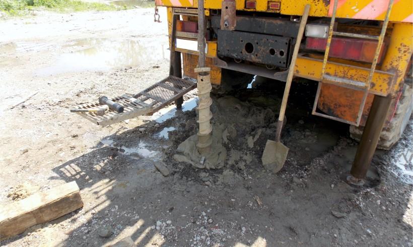 Modalitatile de investigare si evaluare a poluarii solului si subsolului