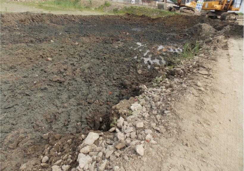 Investigatii de teren, proiect tehnic si lucrari de remediere